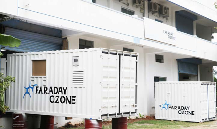 containerized-ozone-system-project-for-sewage-water-treatment