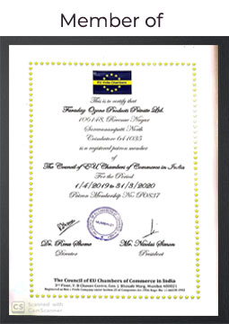 faraday-ozone-eu-chamber-certification